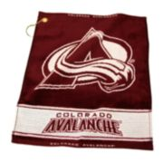 Team Golf Colorado Avalanche Woven Towel