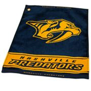 Team Golf Nashville Predators Woven Towel