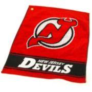 Team Golf New Jersey Devils Woven Towel