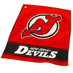 Team Golf New Jersey Devils Woven Towel