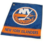 Team Golf New York Islanders Woven Towel