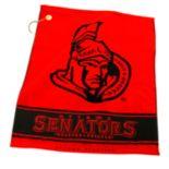 Team Golf Ottawa Senators Woven Towel