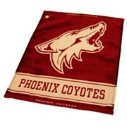 Team Golf Phoenix Coyotes Woven Towel