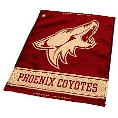 Team Golf Phoenix Coyotes Woven Towel