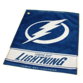 Team Golf Tampa Bay Lightning Woven Towel