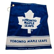 Team Golf Toronto Maple Leafs Woven Towel