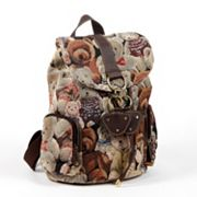 Nicole Lee Reing Teddy Bears Backpack