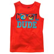 Jumping Beans Cool Dude Tank - Boys 4-7x