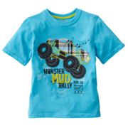 Jumping Beans Monster Truck Tee - Boys 4-7x