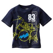 Jumping Beans Drum Tee - Boys 4-7x