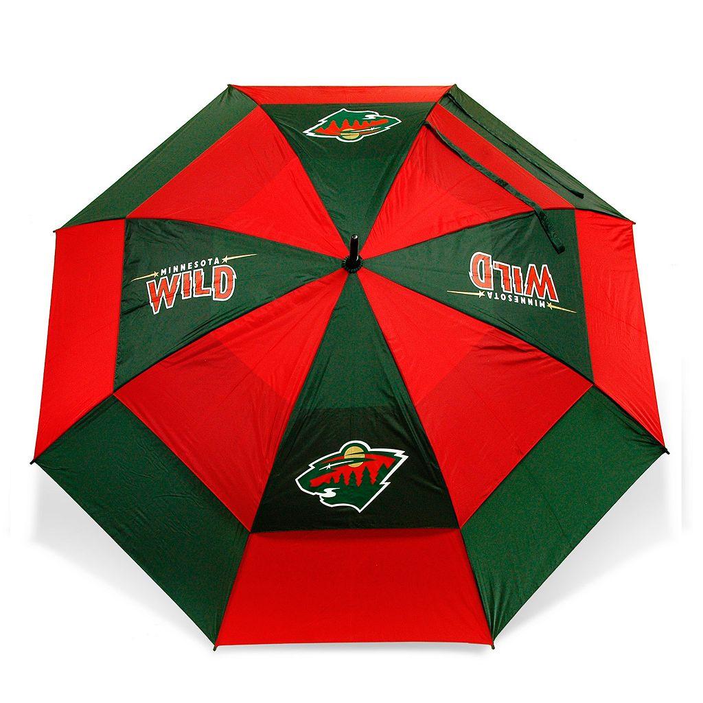 Team Golf Minnesota Wild Umbrella