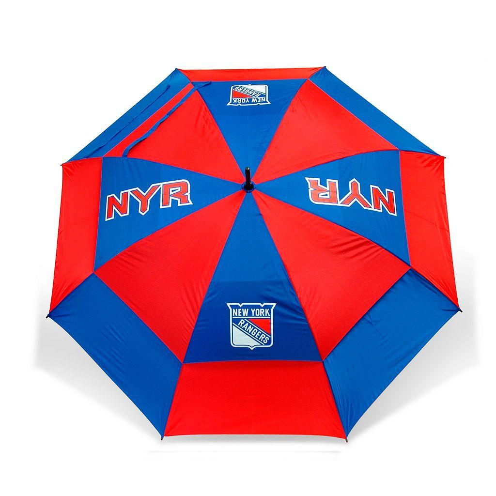 Team Golf New York Rangers Umbrella