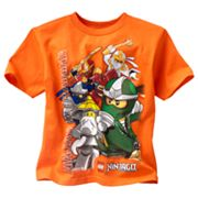 LEGO Ninjago Ninjas in Training Tee - Boys 4-7