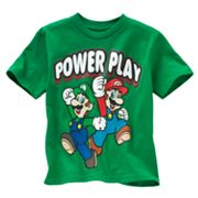 Super Mario Power Play Tee - Boys 4-7