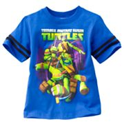 Teenage Mutant Ninja Turtles Character Tee - Boys 4-7