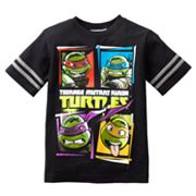 Teenage Mutant Ninja Turtles Tee - Boys 4-7