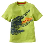 Jumping Beans Alligator and Pizza Tee - Toddler