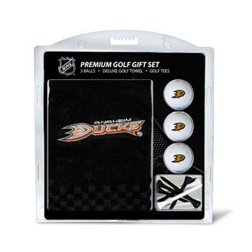 Team Golf Anaheim Ducks Embroidered Towel Gift Set