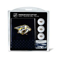 Team Golf Nashville Predators Embroidered Towel Gift Set