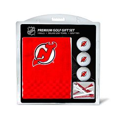 Team Golf New Jersey Devils Embroidered Towel Gift Set