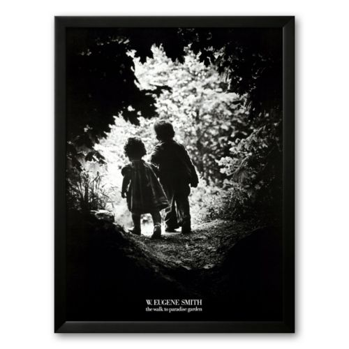 Art.com Walk to Paradise Garden Framed Art Print by W. Eugene Smith