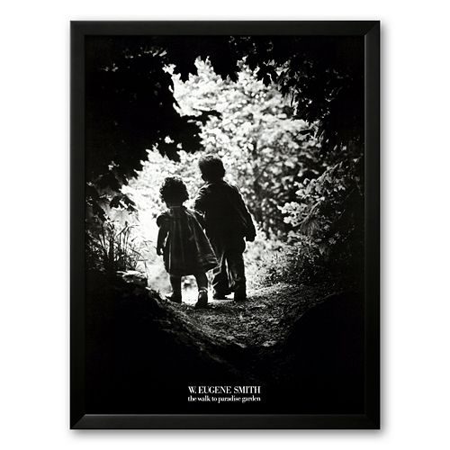 "Art.com ""Walk to Paradise Garden"" Framed Art Print by W. Eugene Smith"
