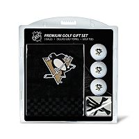 Team Golf Pittsburgh Penguins Embroidered Towel Gift Set