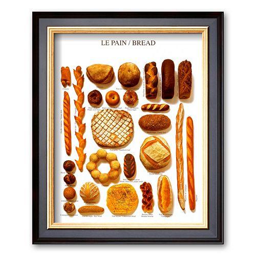 Art.com Bread Framed Art Print