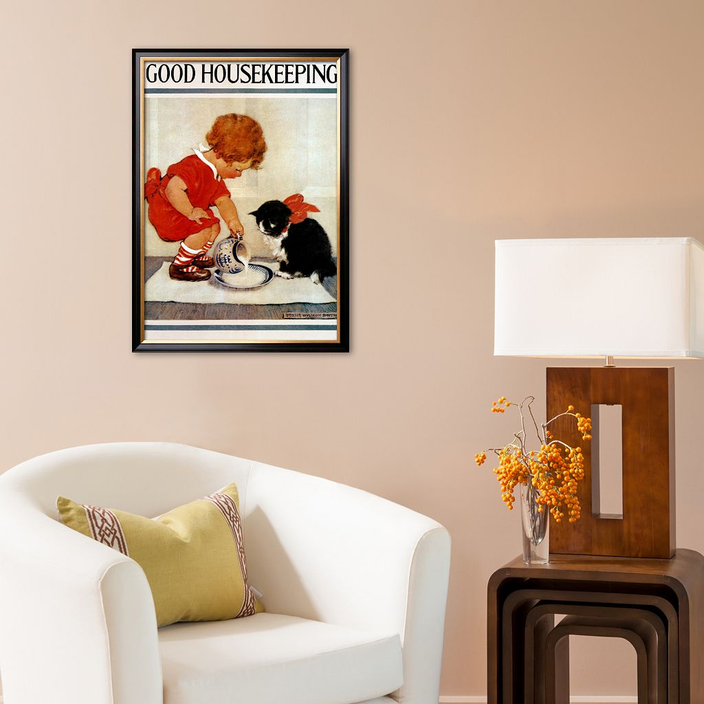 Art.com Good Housekeeping Framed Art Print