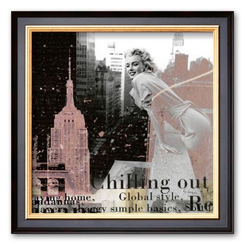 Art.com Legenden III, Marilyn Framed Art Print by Gery Luger
