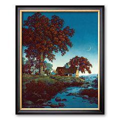 Art.com 'New Moon' Framed Art Print by Maxfield Parrish