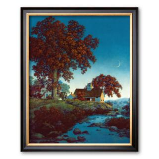 Art.com New Moon Framed Art Print by Maxfield Parrish