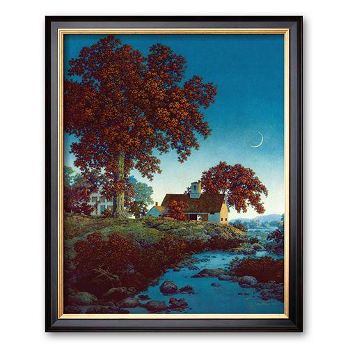 "Art.com ""New Moon"" Framed Art Print by Maxfield Parrish"