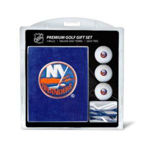 Team Golf New York Islanders Embroidered Towel Gift Set