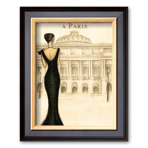 Art.com Opera Framed Art Print by Andrea Laliberte