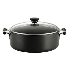 Circulon Acclaim 7.5-qt. Nonstick Hard-Anodized Covered Stockpot