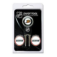 Team Golf Anaheim Ducks 4-pc. Divot Tool & Ball Marker Set