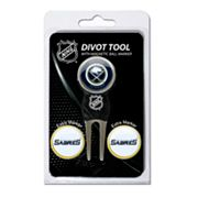 Team Golf Buffalo Sabres 4-pc. Divot Tool and Ball Marker Set