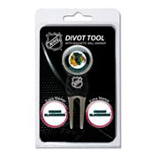 Team Golf Chicago Blackhawks 4 pc Divot Tool & Ball Marker Set