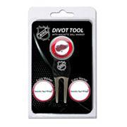 Team Golf Detroit Red Wings 4 pc Divot Tool & Ball Marker Set