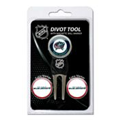 Team Golf Columbus Blue Jackets 4-pc. Divot Tool and Ball Marker Set