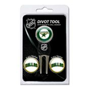 Team Golf Dallas Stars 4-pc. Divot Tool and Ball Marker Set