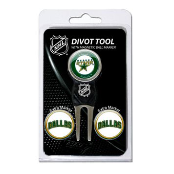 Team Golf Dallas Stars 4-pc. Divot Tool & Ball Marker Set