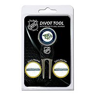 Team Golf Nashville Predators 4-pc. Divot Tool & Ball Marker Set
