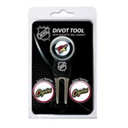 Team Golf Phoenix Coyotes 4-pc. Divot Tool and Ball Marker Set