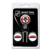 Team Golf Florida Panthers 4-pc. Divot Tool and Ball Marker Set