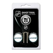 Team Golf Los Angeles Kings 4-pc. Divot Tool and Ball Marker Set