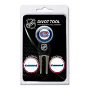 Team Golf Montreal Canadiens 4-pc. Divot Tool and Ball Marker Set