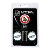 Team Golf Ottawa Senators 4-pc. Divot Tool and Ball Marker Set