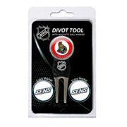 Team Golf Ottawa Senators 4 pc Divot Tool & Ball Marker Set